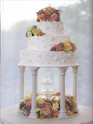 торта - Сватбената торта Tort04