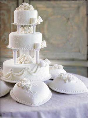 торта - Сватбената торта Tort05